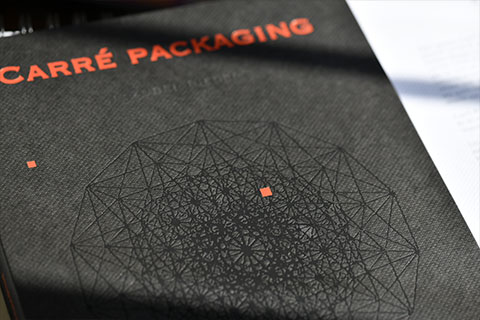 Collection Carré Packaging
