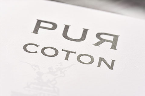 Collection Pur Coton